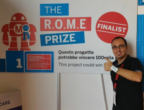 "R.O.M.E. Prize: Meet the Finalists – ""PD – Watch"""