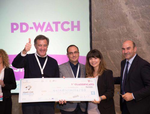 PD-Watch si aggiudica la finale di Start Cup Basilicata. Tappa 4: Matera.