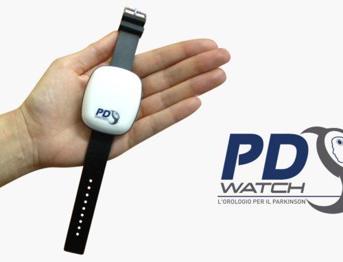"""L'inventore del PD-Watch parla del progetto su Rai 3 a """"Buongiorno Regione"""""""